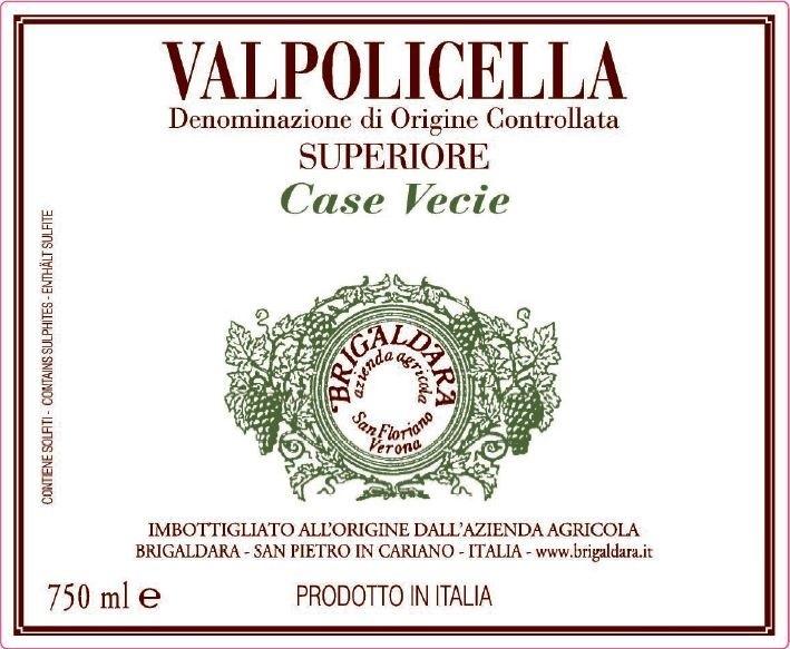 Brigaldara, Valpolicella Superiore Case Vecie, 2017