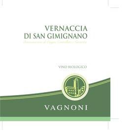 Fratelli Vagnoni, Vernaccia di San Gimignano, 2019