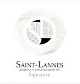 Saint-Lannes, Côtes de Gascogne Signature, 2020