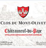 Clos du Mont Olivet, Châteauneuf-du-Pape wit, 2020