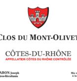 Clos du Mont Olivet, Côtes du Rhône wit, 2020