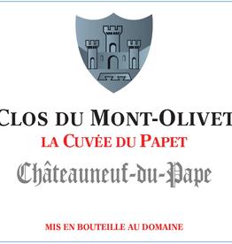 Clos du Mont Olivet, Châteauneuf-du-Pape Cuvée du Papet, 2018