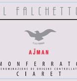 Il Falchetto, Monferrato rosato Ciaret Ajman, 2018