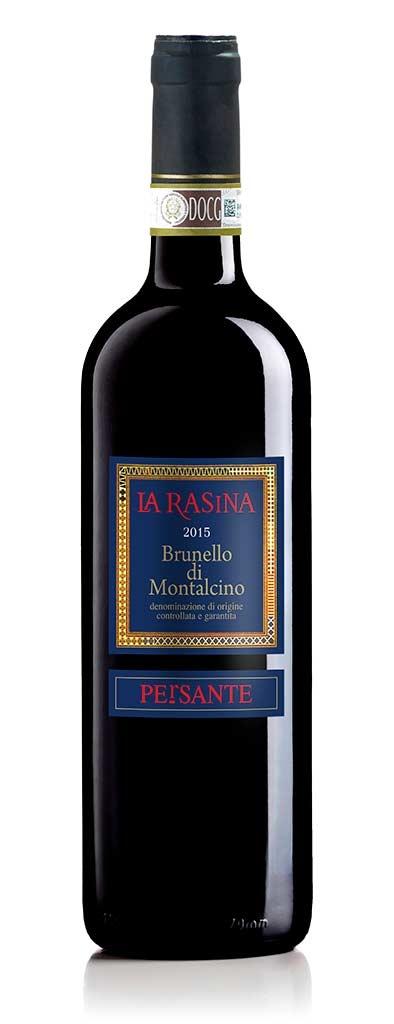La Rasina, Brunello di Montalcino Persante, 2015