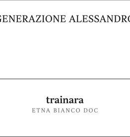 Generazione Alessandro, Etna bianco Trainara, 2018