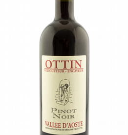 Elio Ottin,  Aosta Pinot Noir, 2018