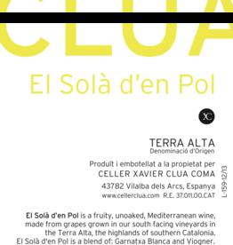 Clua Xavier, El Sola d'en Pol blanca, 2019