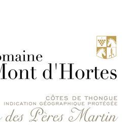 Mont d'Hortes, Côtes de Thongue Pères Martin, 2028