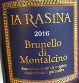 La Rasina, Brunello di Montalcino, 2016