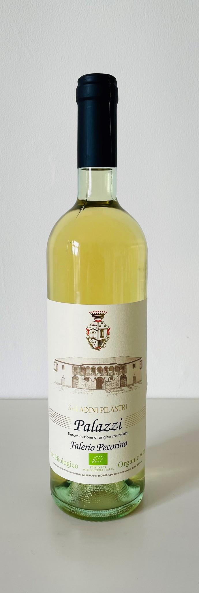 Saladini Pilastri, Falerio Palazzi, 2020