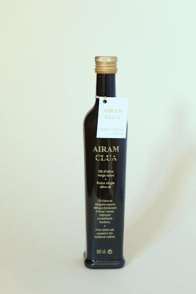 Clua Xavier, extra vergin olive oil 50 cl Airam