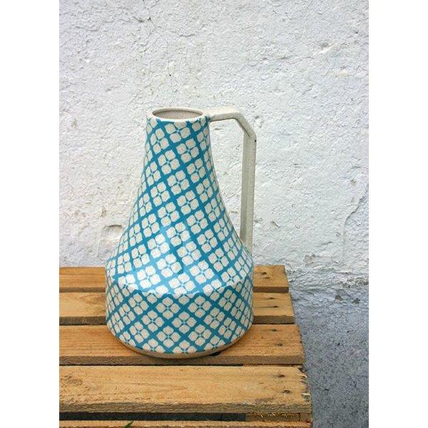Keramik- Krug / Karaffe