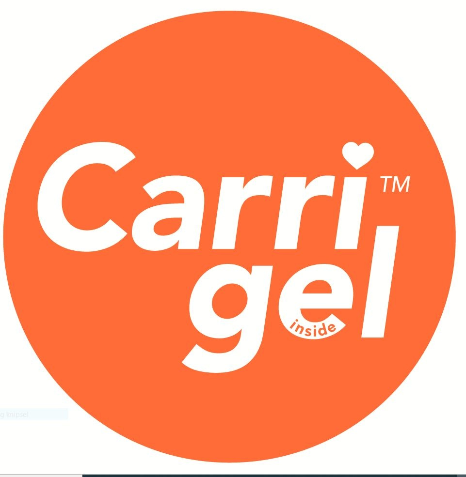 Carriwell Carriwell Voedingsbh Padded + Gelbeugel - Wit