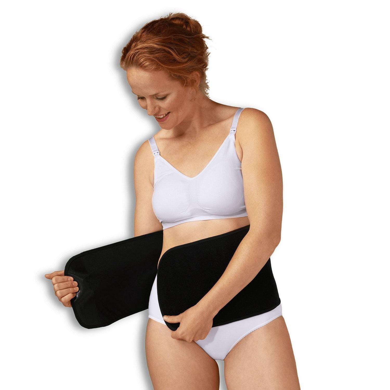 Carriwell Carriwell Sluitband Belly Binder - Zwart