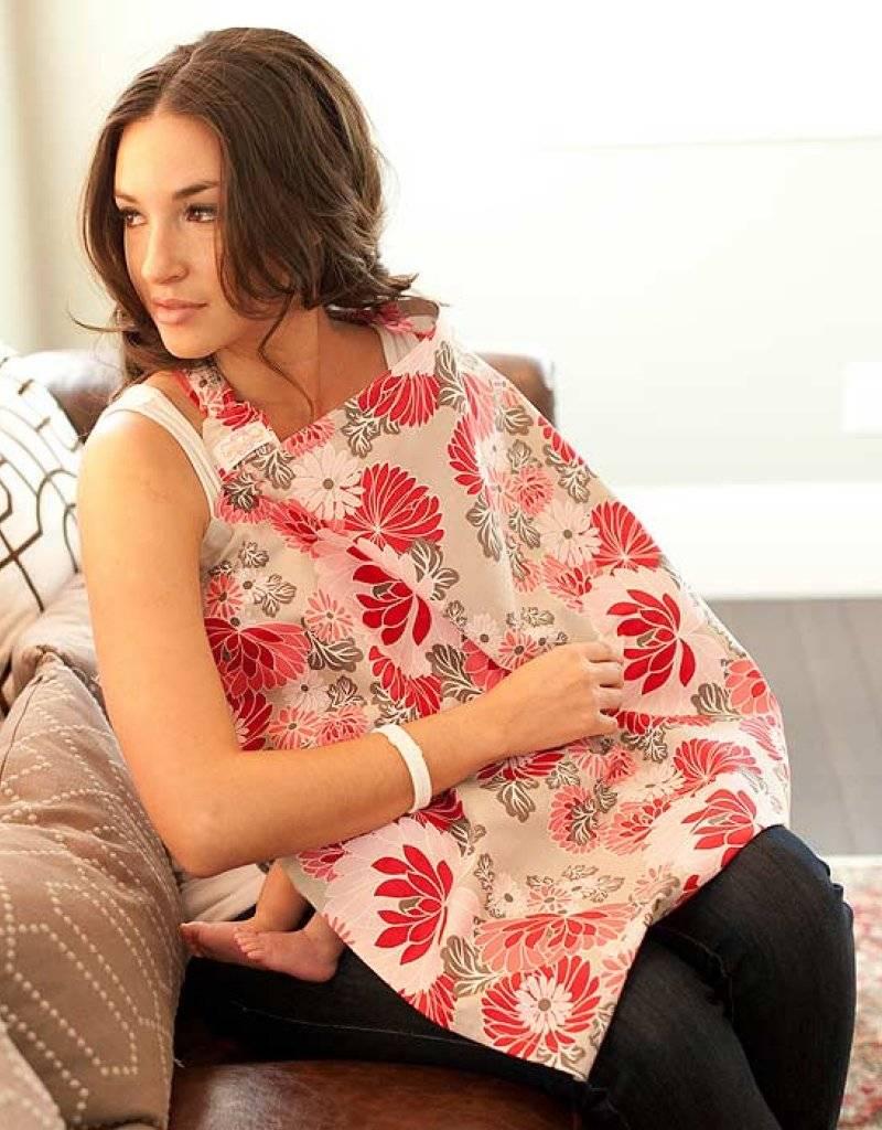 Udder Covers Voedingsdoek Natalie (roze)