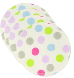 BreastPads Wasbare Zoogcompressen - Stip
