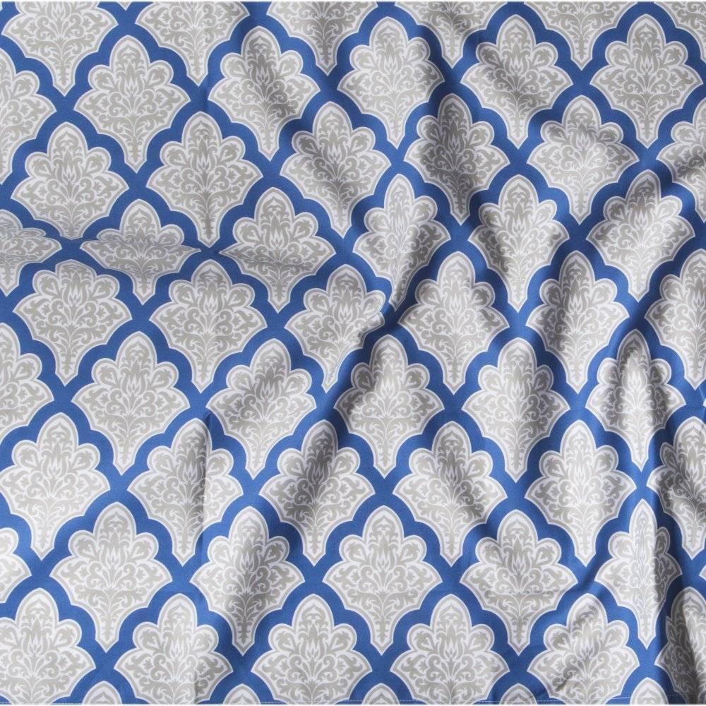 Udder Covers Voedingsdoek Ryden (grijs/wit/blauw)