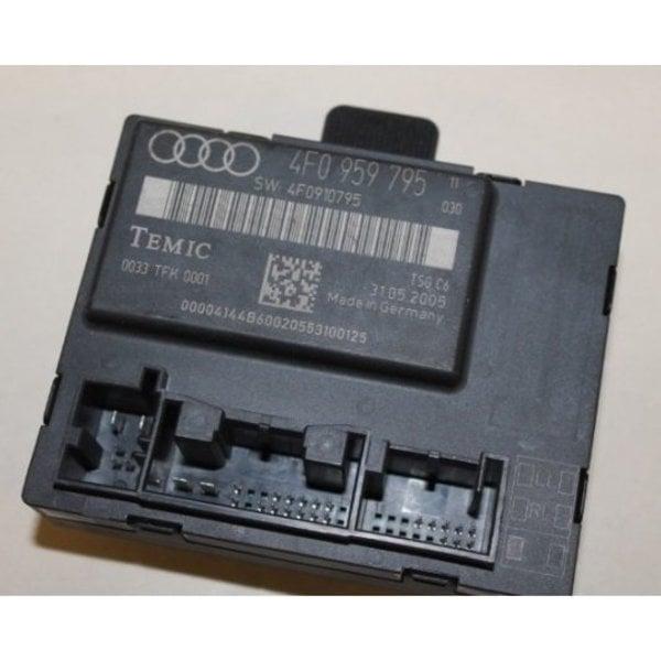 4F0959795 Audi A6 Achter Portier Regel Apparaat