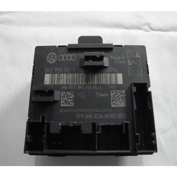 8K0959792E Portier Regelapparaat Audi A4 A5 Q5