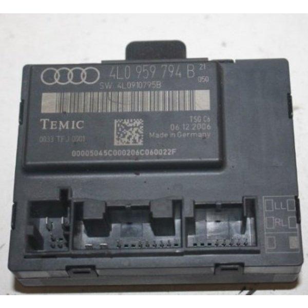 4L0959794B Portier Module RA Audi Q7 07-09