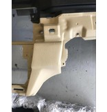 BMW 5 serie F10 F11 Airbag Set Dashboard Zwart Beige