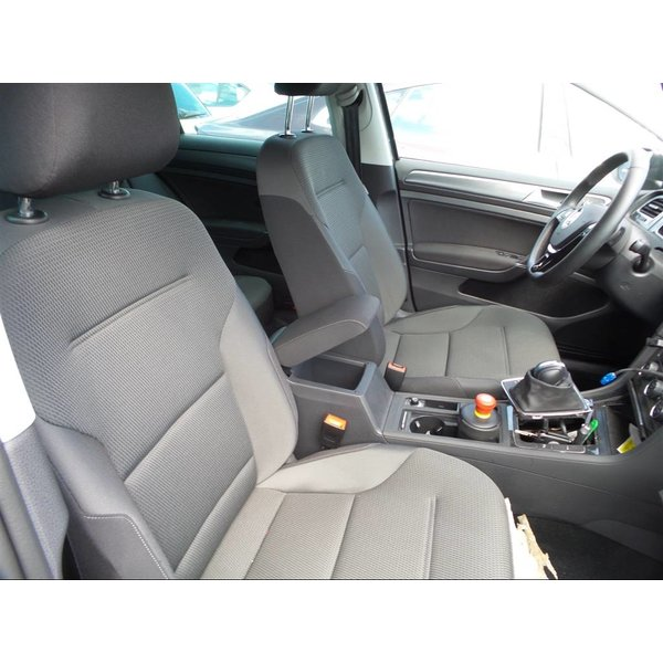 VW Golf 7 Facelift Interieur Stof