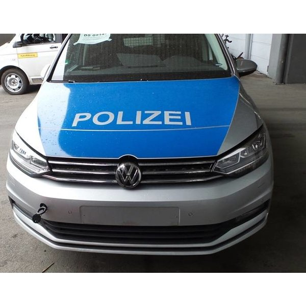 VW Touran 5T Voorkop 2.0 TDI Zilver LED