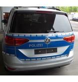 VW Touran 5TA Voorkop 2.0 TDI Zilver LA7W LED