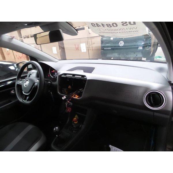 VW UP Facelift Interieur Set Stof