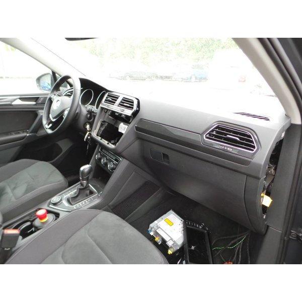 VW Tiguan 5NA Complete interieur set Stof Grijs