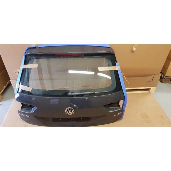 VW Tiguan 5N Achterklep Grijs LI7F
