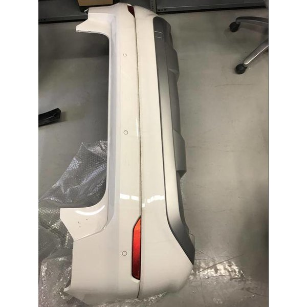 Audi Q2 Achterbumper Pdc Wit LY9C