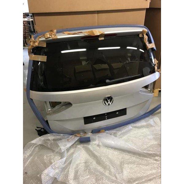 VW Touran 5T Achterklep Met Raam SLot