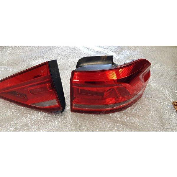 VW Touran 5T Achterlichten Rechts 5TA945096A 5TA945094D