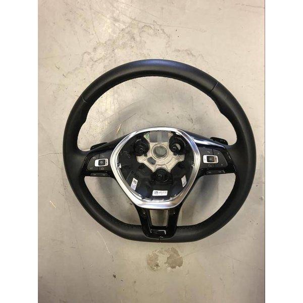 VW Tiguan Stuurwiel leder MF Flippers 5TA419091AE