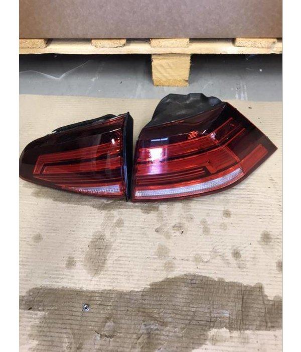 VW GOLF 7 ACHTERLICHT SET RECHTS LED 5G0954094AG 5G0945096Q