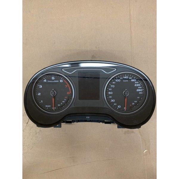 Audi Q2 A3 Tachometer kilometer 8V0920873N