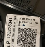 Audi Q2 Deurpaneel Links Voor 81B867105