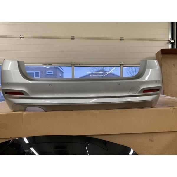 BMW 3-Serie Touring LCI Achterbumper PDC A89 Glaciersilber
