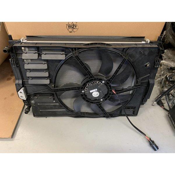 VW AG Koelvin Ventilator Radiateur Pakket 5Q0121207K 5Q0959455AN