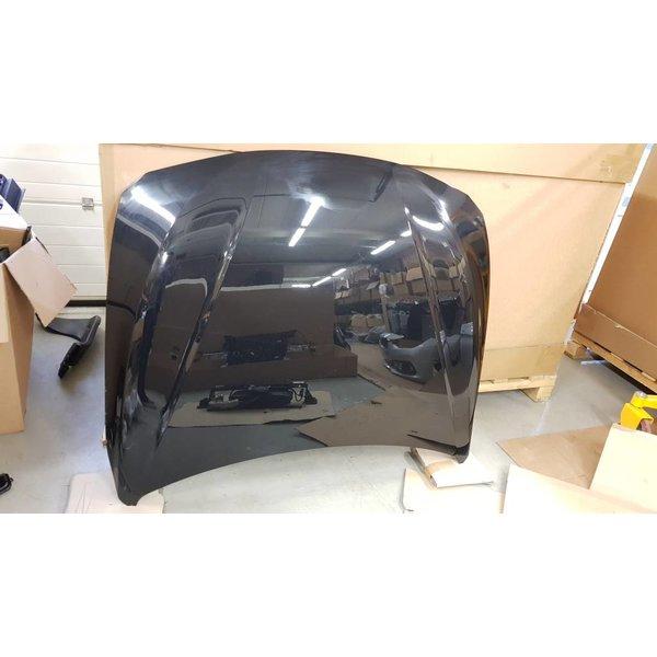 BMW 3-Serie F30 F31 Motorkap zwart