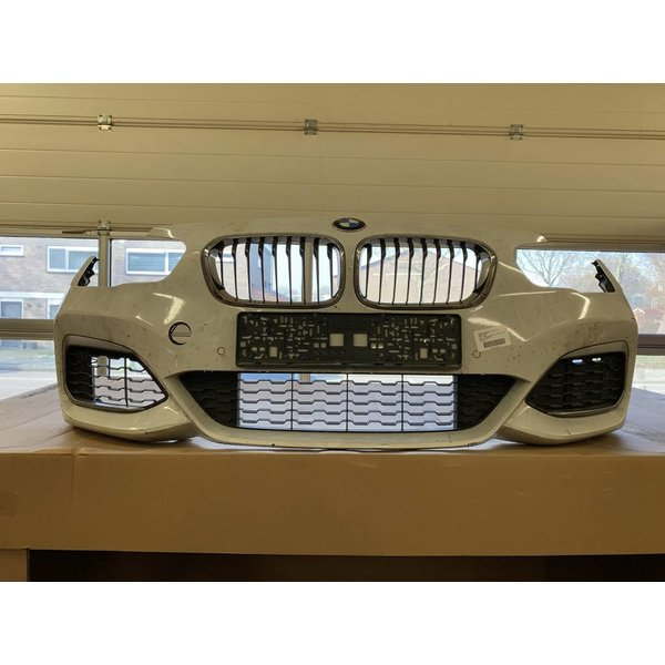 BMW 1-Serie F20 F21 M135I M140I  Voorbumper Alpinawit