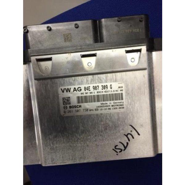 ECU Regelapparaat 1.4 TSi Benzine 04E907309G 04E907309A