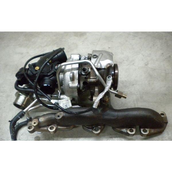 Audi Turbo 2.0 cr TDi 04L253010L CNHA - CNHC