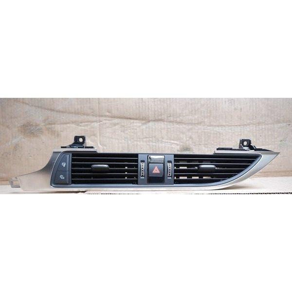 Audi A6 S6 4G Midden Luchtrooster Compleet Zwart 4G1820951H