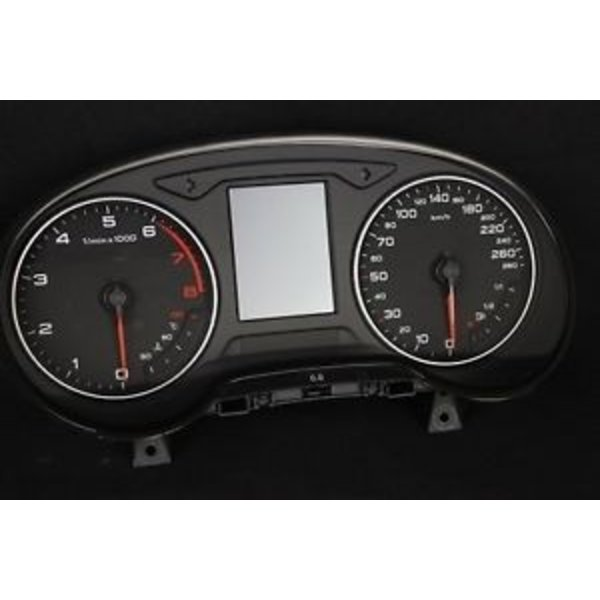 Audi A3 S3 8V Instrumentenpaneel Tachometer 8V0920860