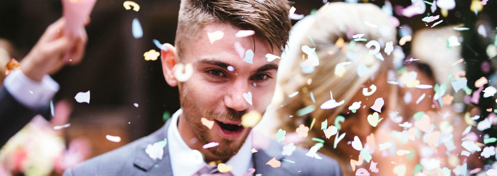 Uw unieke bruiloft