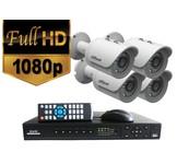 Dahua 4 Bullet Bewakingscamera FULL HD
