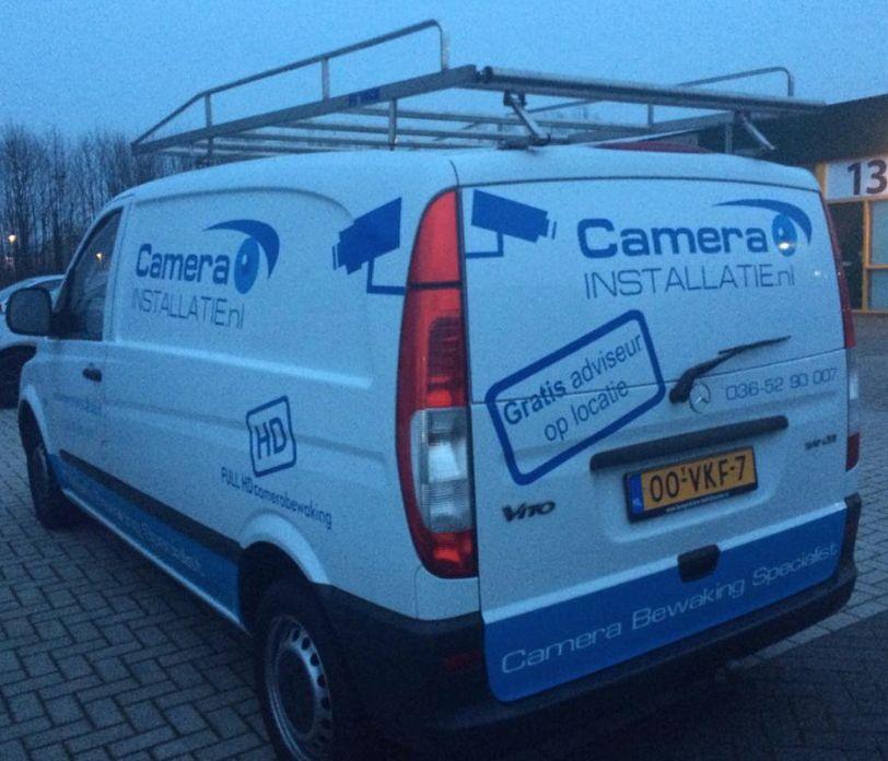 camera installatiebedrijf
