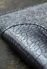 iPad Pro 11 12.9 Air 10.9 10.2 case leather felt sleeve SCHLIESSFACH suitably for Apple tabet PCs
